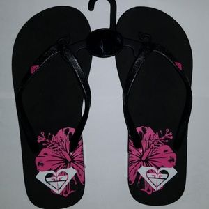 Roxy Women's Beach Flip Flop Sandals